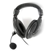 Слушалки с микрофон FreeStyle FH7500 черни