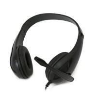 Слушалки с микрофон FreeStyle FH4008 черни