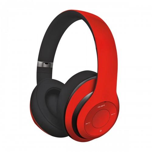 Слушалки безжични Freestyle FH0916 червени
