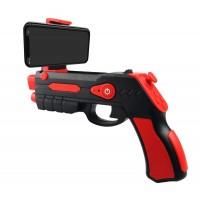 Omega Контролер във формата на пистолет, безжичен, червен 44098