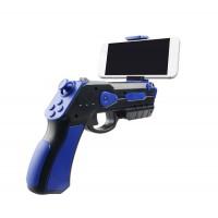 Omega Контролер във формата на пистолет, безжичен, син 44350