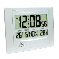 3 в 1 Часовник, термометър, аларма PLATINET 44377