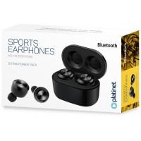 PLATINET Спортни слушалки PM1085  BLUETOOTH 5 , черни