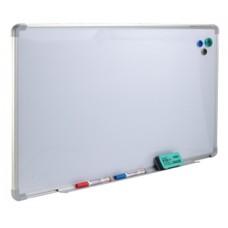 Бяла дъска 120/240 с алуминиева рамка