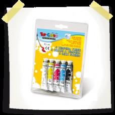 Toy Color Темперни бои 5 цв.*7,5 ml.