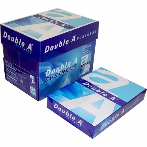 ХАРТИЯ DOUBLE A  BUSINESS A4, оп. 5 пакета