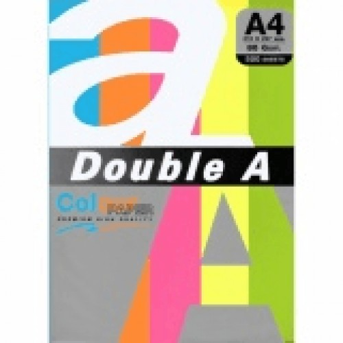 Цветна хартия DA , A4, 100л, RAINBOW NEON