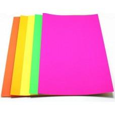 Цветна хартия DA , A4, 500л, NEON PINK