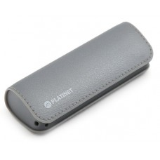 PLATINET Външна батерия 2 600 mAh за таблети и смартфони, сива 43406