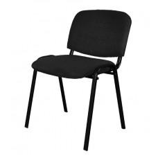 Стол ISO, дамаска, черен