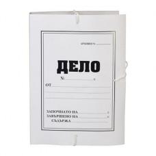 ПАПКА ДЕЛО ЕКО 8СМ, ОП.10