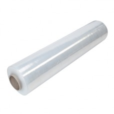 Стреч фолио, широчина 500 mm, дебелина 23 µm, 3 kg нето тегло, прозрачно