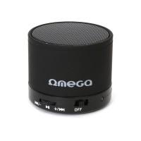 OMEGA Bluetooth колонка OG47, V 3.0, черна