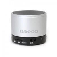 OMEGA Bluetooth колонка OG47, V 3.0, сива