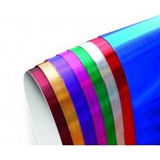 LET'S Гофриран картон металик разл. цветове FOM 20